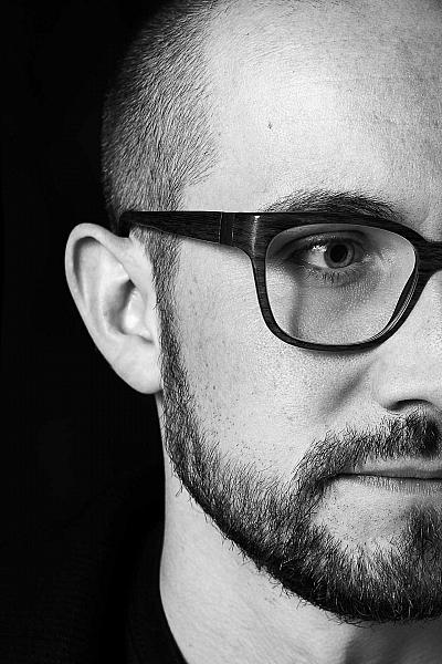 profile photo of Bert Vereecke, architectuur- en portretfotograaf
