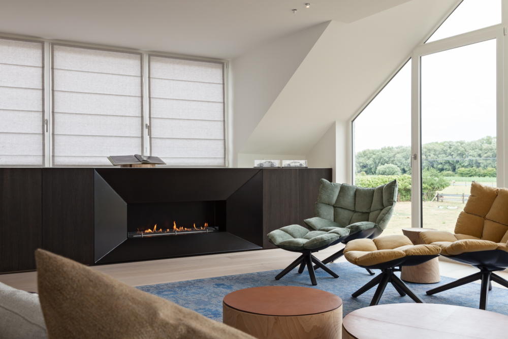 photo by Bert Vereecke of interior (Knokke-Heist) for Frédéric Blij Interieur