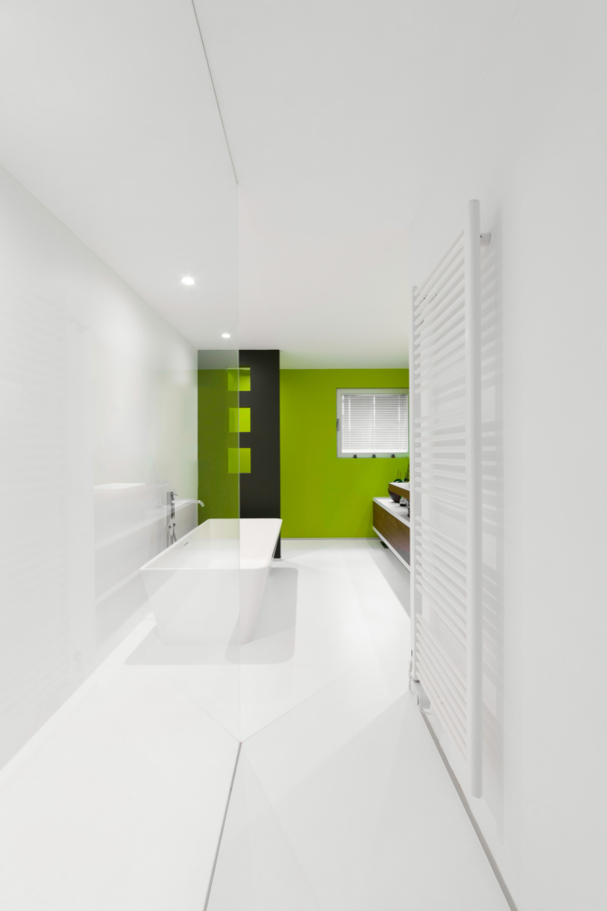 photo by Bert Vereecke of bathroom (Reet) for Liquidfloors